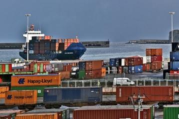 El Puerto de Bilbao alcanzó un tráfico de 35,6 millones de toneladas en 2018