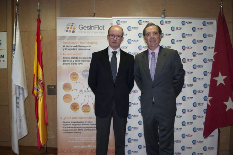 CETM-Madrid y TDI impulsarán la digitalización de las empresas del transporte de mercancías por carretera