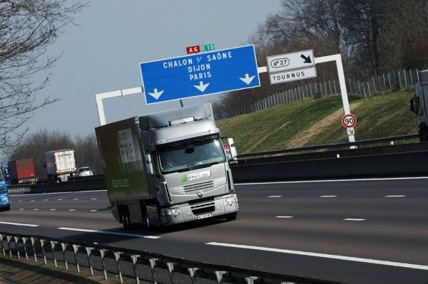Huelga francesa de transporte