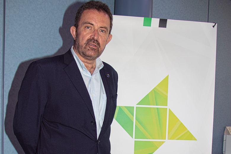 Entrevista con Miguel Bernal, director general de Extremadura Avante