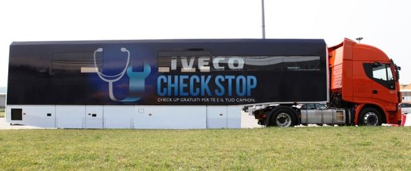 Iveco Check Stop