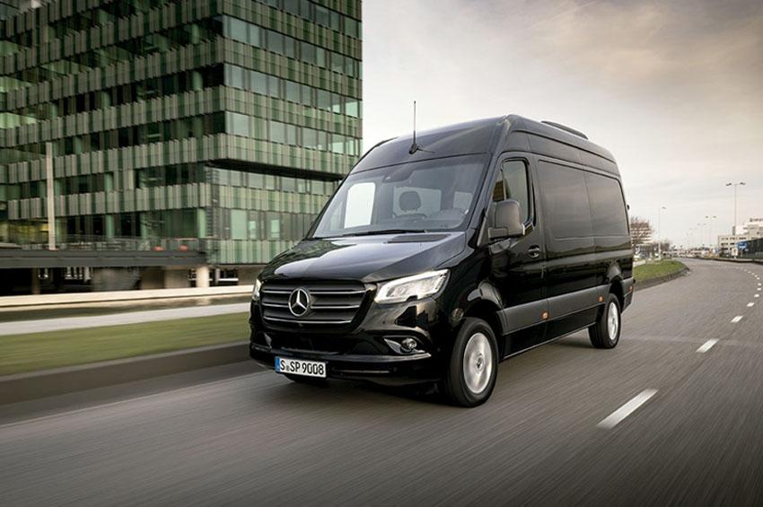 De estreno: Mercedes-Benz Sprinter