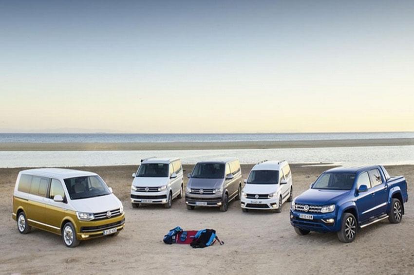 Las ventas de vehículos comerciales caen un 13% en marzo