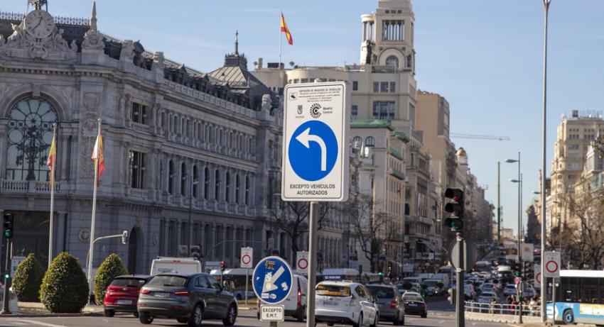 CETM-Madrid, decepcionada por la falta de avances en Madrid Central