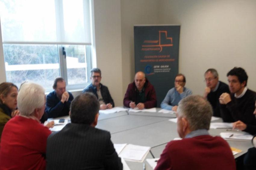 FEGATRAMER solicita medidas urgentes para ayudar al transporte gallego