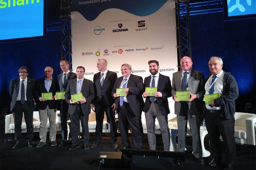 GASNAM entrega sus Premios 2019