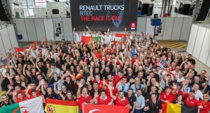 Renault Trucks Road to Excellence Championship
