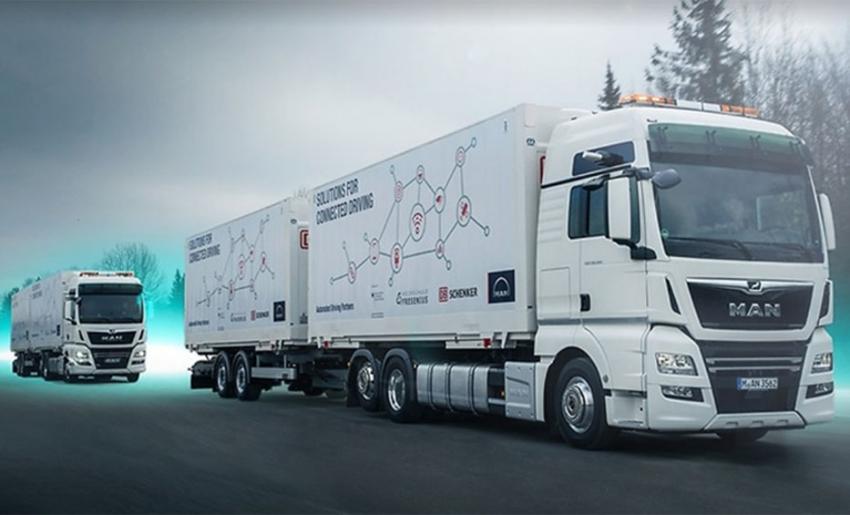 Hamburg TruckPilot, MAN probará camiones autónomos en entorno real