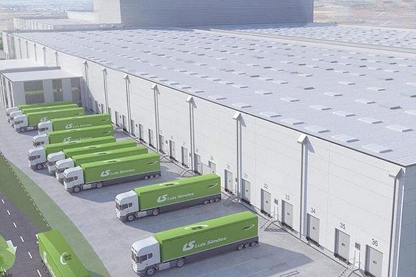 Luís Simões suma la automatización a sus instalaciones de Guadalajara