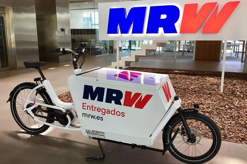 MRW se suma a la Semana Europea de la Movilidad