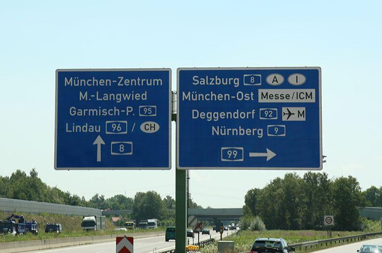 Alemania introduce cambios en los descansos de los conductores debido a las inundaciones