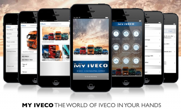 MY IVECO