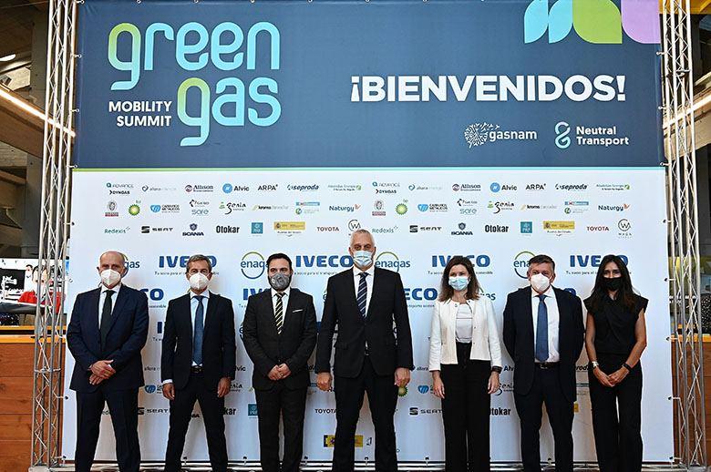 Green Gas Mobility reafirma el futuro del gas para el transporte