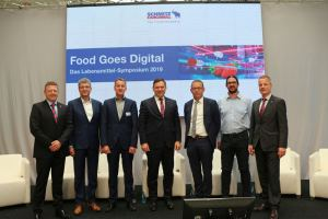 Food goes digital