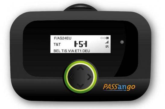 El dispositivo PASSango ya cuenta con acreditación en Alemania