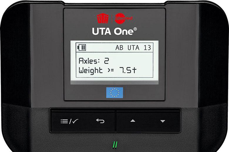 UTA incorpora el nuevo sistema de peaje electrónico de Polonia (e-TOLL)