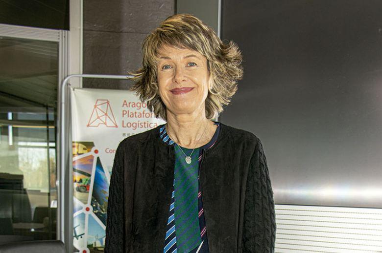Entrevista con Isabel Velasco, presidenta de Europlatforms