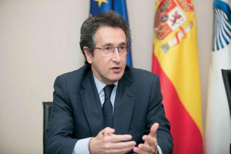 """José María Quijano: """"señores de Seopan, un poco de por favor"""""""