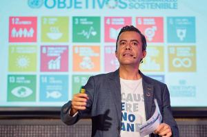 Diego Isabel, director de NESI Forum