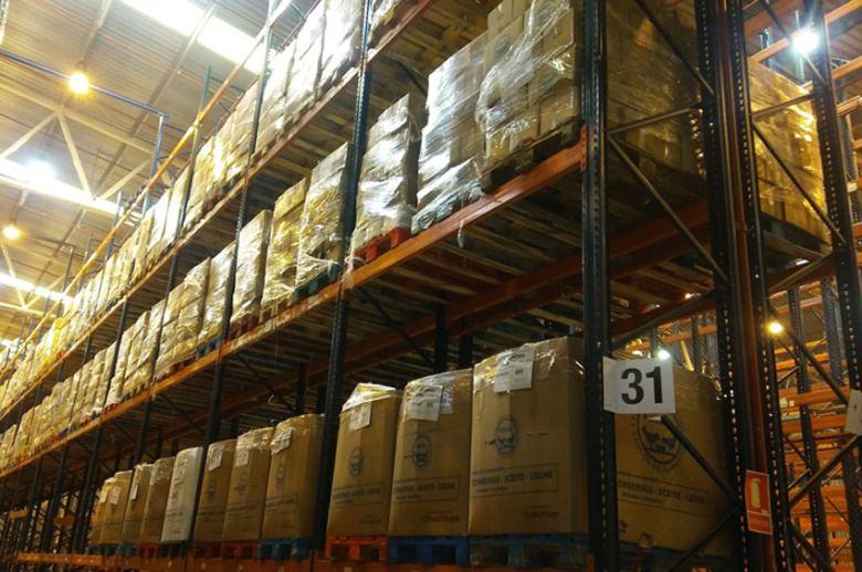 Banco de Alimentos de Madrid contará con más espacio de almacenamiento gracias a Transfesa Logistics