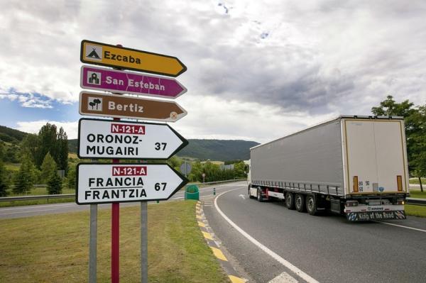 Peajes en España
