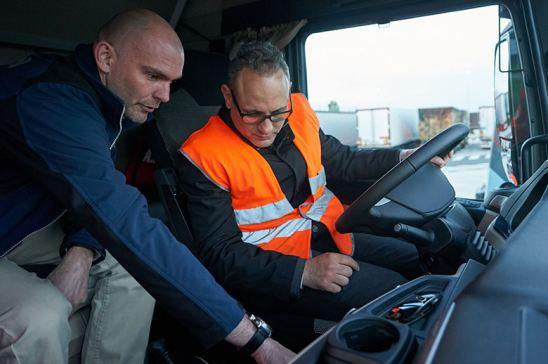Nuevos títulos de formación para el transporte