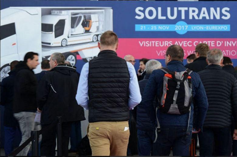 Los visitantes de Solutrans crecen más del 10% en 2019