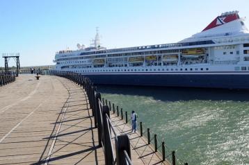 El Puerto de Huelva formará parte del Corredor Atlántico