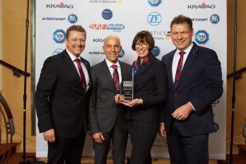 Schmitz Cargobull gana el premio Image 2019 por sus carrocerías para vehículos industriales
