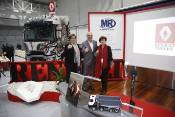 Punto de Red Renault Trucks