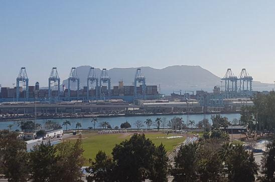 El Puerto de Algeciras movió 36 millones de toneladas en el primer cuatrimestre