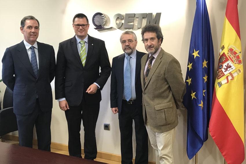 CETM entra a formar parte de la IRU