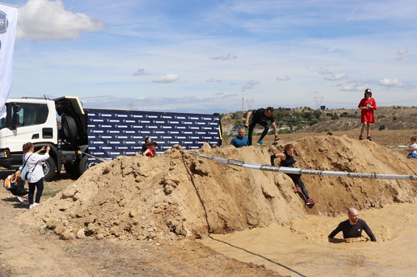 Scania, protagonista en la Farinato Transport Race