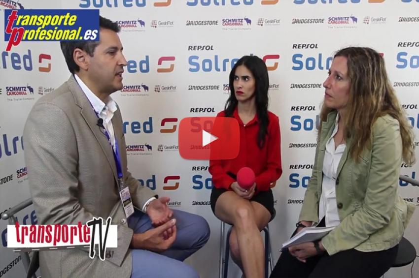 Vídeo entrevista Fernando Perez del CTLB - Protagonistas del Transporte Congreso CETM
