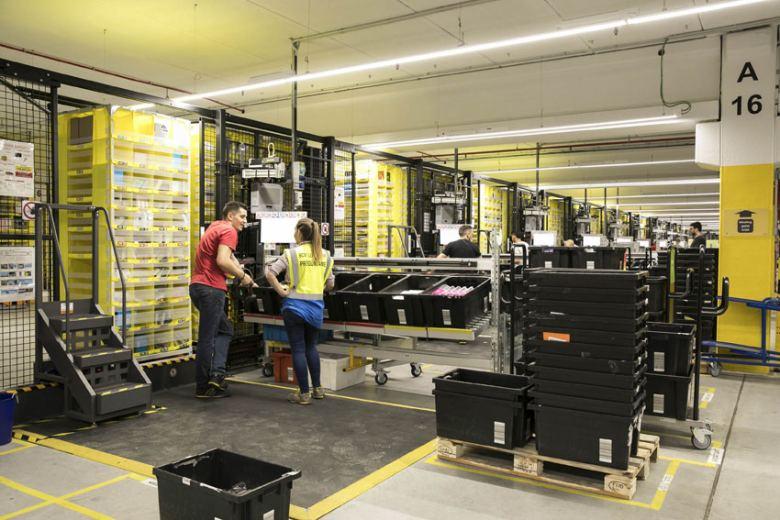 Amazon contará con más de 4.600 nuevos empleados esta Navidad