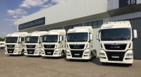 Gamertrans Norte adquiere 10 camiones MAN TGX EfficientLine 3
