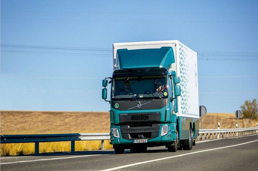 Las ventas de camiones comienzan el año con una subida del 12%