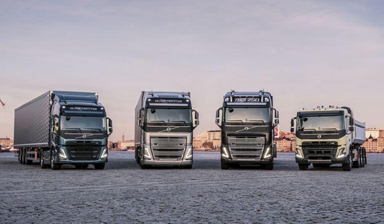 La nueva gama de camiones de Volvo Trucks comienza a venderse en España