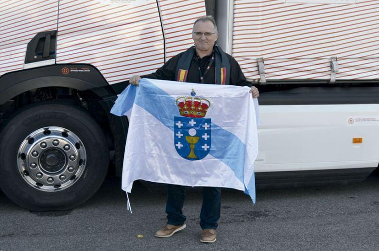 El balance de Jose Luis Méndez, gerente de Galicia Direct