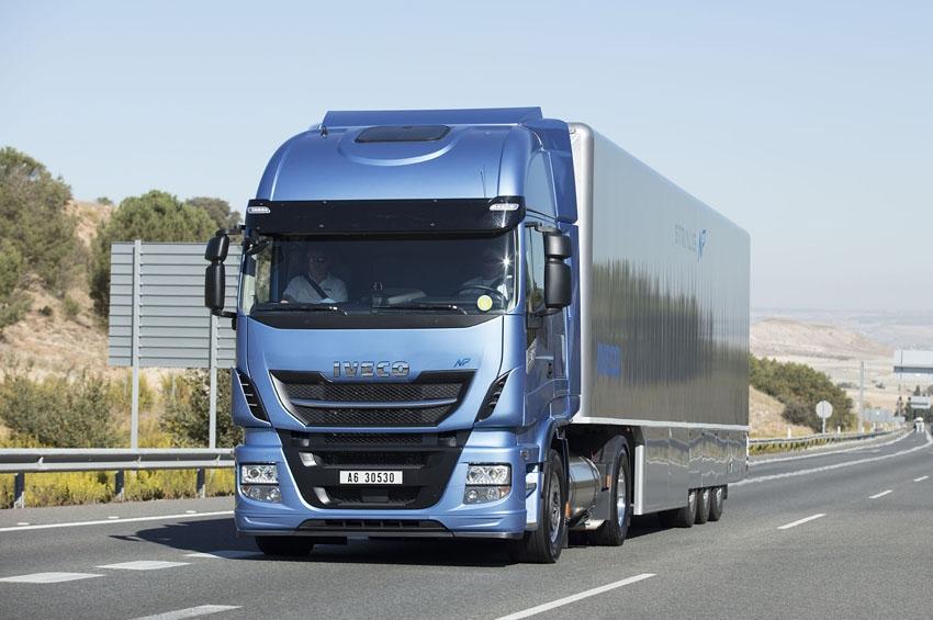 Prueba camión: Iveco AS440S40 T/P GNL NP
