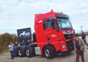 MAN Trucktion Days 2015