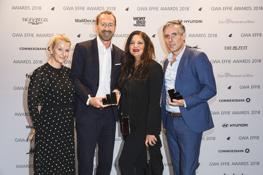 Un premio Effie de plata para el equipo de marketing de MAN
