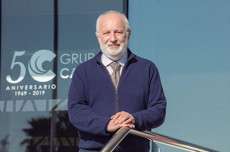 """Ángel Castillo, coordinador general comercial del Grupo Caliche: """"Cómo volver del Reino Unido y no morir en el intento"""""""