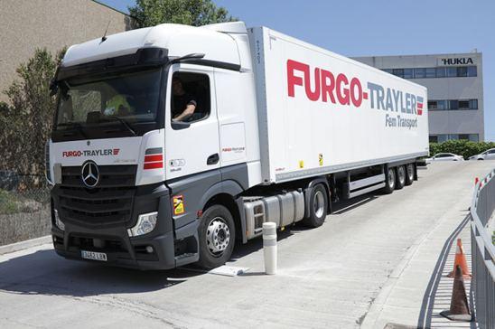 Acuerdo Michelin/FURGO-TRAYLER