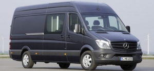 Nueva Mercedes-Benz Sprinter