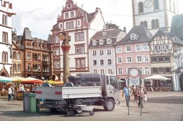 Bosch pondrá furgonetas eléctricas en circulación