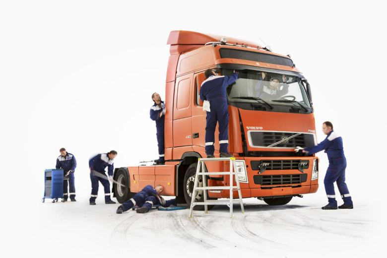 Volvo Trucks lanza su campaña My Service 5+