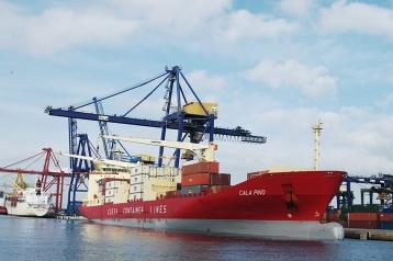 El Puerto de Valencia cerró 2018 con una cifra histórica de tráfico de contenedores