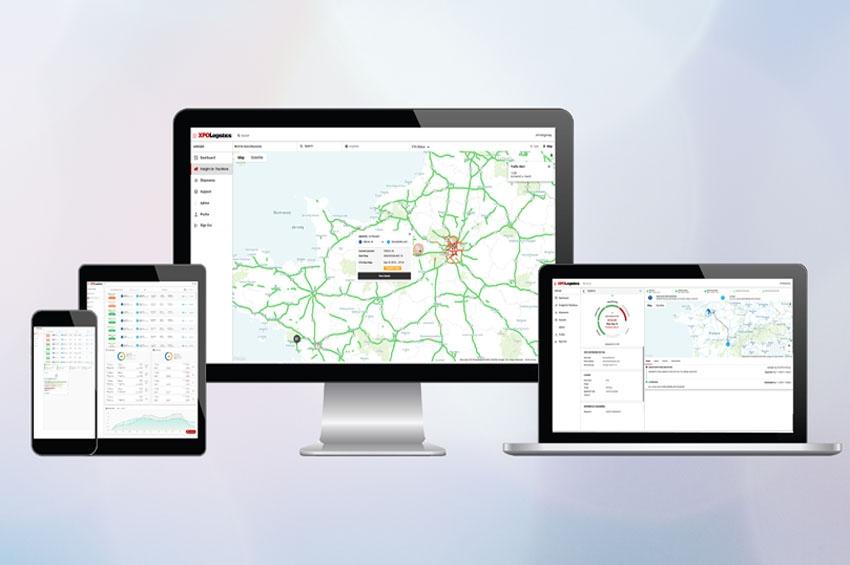 XPO Logistics lanza su plataforma logística en Europa