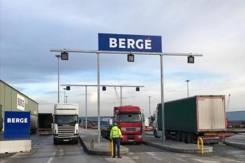 BERGÉ automatizará su terminal del Puerto de Bilbao
